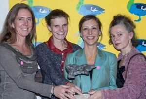 SAFTA Award for SLWA